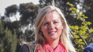 Rise Up Australia deputy and Casey councillor Rosalie Crestani.