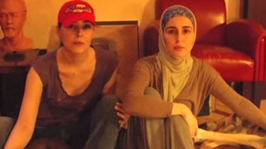 Sahar and Jawaher: They claim they are being held captive.
