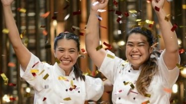 <i>My Kitchen Rules</i> drew huge audiences for Seven in its seventh season this year.