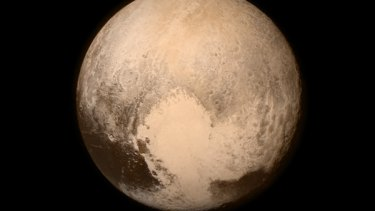 The last frontier: New Horizons survived its encounter with Pluto.