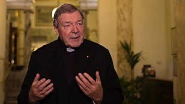Cardinal George Pell has denied all of the allegations.