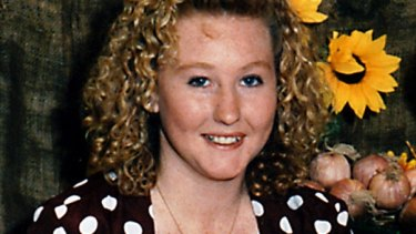 Jodie Fesus was found partially buried in a shallow grave at Gerroa in 1997.