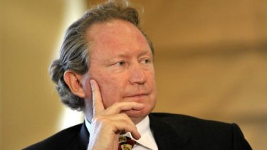 Andrew 'Twiggy' Forrest loses bid to stop station mining