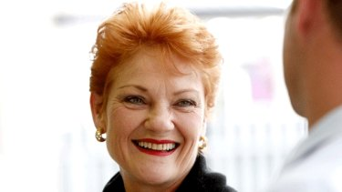 Pauline Hanson 's request for a recount in Lockyer has been denied by Electoral Commission Queensland.
