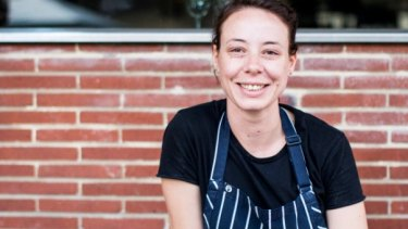 Shadow Wine Bar's Sue, Hutchins heads one of the best new kitchens in Perth.