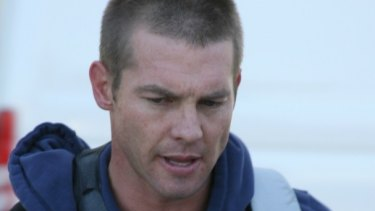Ben Cousins has been released from custody after pleading guilty to breaching a VRO.