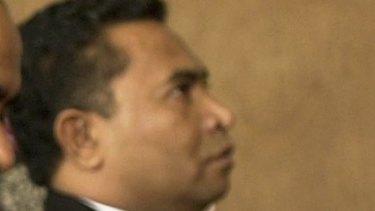 East Timor's Prime Minister Rui Araujo.