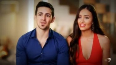 Gianni and Zana - a 'supermodel couple' as one My Kitchen Rules competitor put it - are two married lawyers from Melbourne.