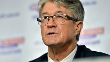 Mike Fitzpatrick's investment in PAC is down some $27 million since last April – his shares are now worth $10 million – which far outweighs the rookie-level $130,000 salary he picks up.