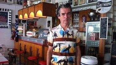 Steve Miller owns and runs Handsome Steve's House of Refreshments