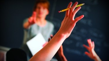 A number of Canberra schools are coming up with creative ways to deal with an increase in enrolments.