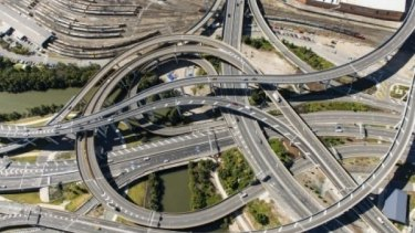 The Inner City Bypass will be widened to eight lanes, expected to be complete by 2018.