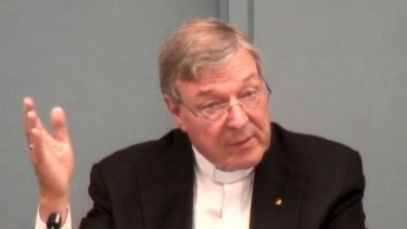 The suggestion was that Cardinal George Pell did not do more to help because he did not have enough detail. That is hardly a safety first approach.