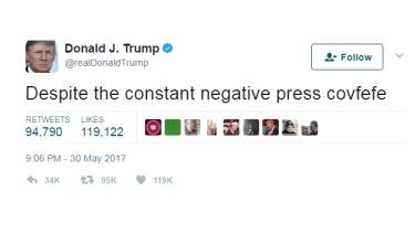 The original tweet before it was deleted.