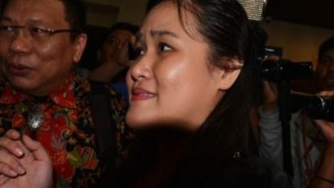 Accused: Jessica Kumala Wongso.
