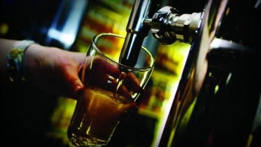 Bar workers are among those who would be most affected if penalty rates were cut.
