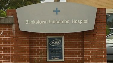 Bankstown-Lidcombe Hospital is contacting all affected mothers.