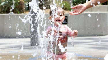 Rapid spread of splash parks across Sydney has raised health concerns about contaminated water.