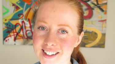 Recycler Erin Rhoads lives happily with her plastic-free and zero-waste lifestyle.