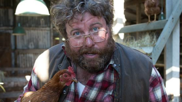 Star of <i>Oddball</i> Shane Jacobson.