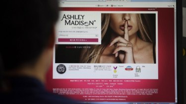 Criminals are now trawling through data stolen and leaked from Ashely Madison to find potential targets.