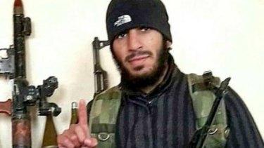 Islamic State terrorist Mohamed Elomar.