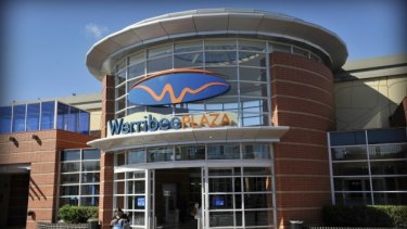 A half share of Werribee Plaza is up for grabs.