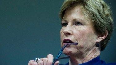 Senator Christine Milne.