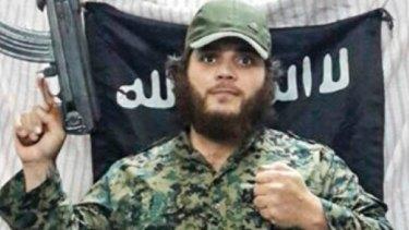 Killed in Iraq: Tara Nettleton's husband Khaled Sharrouf.