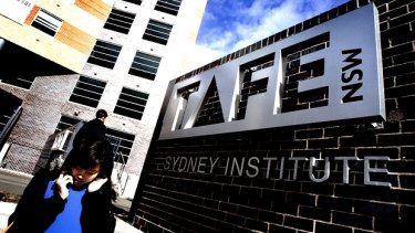 TAFE needs to introduce the same kind of alumni programs that universities have to help finance students of the future.