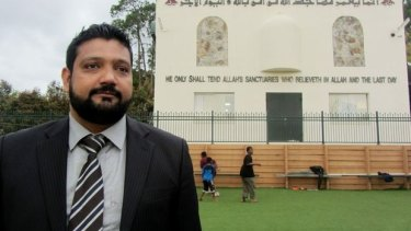 Islamic Council of Queensland spokesman Ali Kadri has shared how he dealt with online trolling.