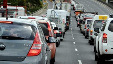 North East Link named as Melbourne's most urgent road building project