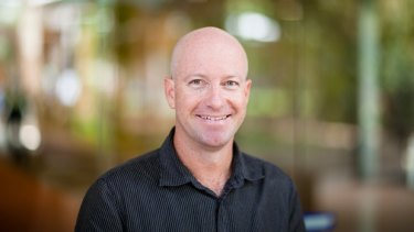 TenasiTech co-inventor and chief scientific officer Professor Darren Martin.