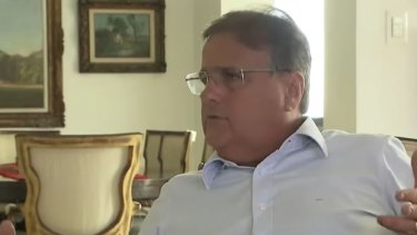 Former Brazilian presidential aid Geddel Vieira Lima was previously a vice president in the country's national savings bank.