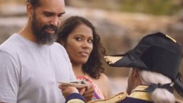 Meat and Livestock Australia' latest television advertisement features a wide array of nationalities.