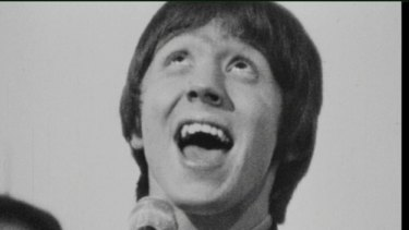 Friday on my Mind: Stevie Wright singing one of the band's best known songs.