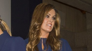 """You will want to have women like me in politics"": Peta Credlin."