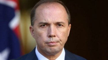Immigration Minister Peter Dutton has said the Manus Island detainees will never come to Australia.