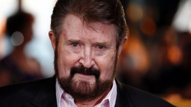 Derryn Hinch is running for the Senate.