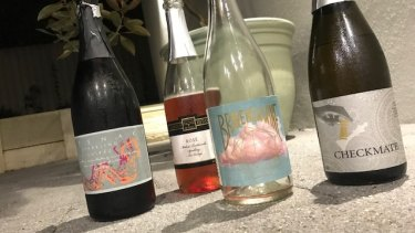 Moojelup Farm, Garbin Estate, Brave New Wine and Castelli Estate's sparkling reds are sublime and ready to sample at Sunset Wine this weekend.