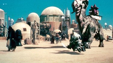 George Lucas went back to Star Wars a number of times to add special effects he had desired for the original.