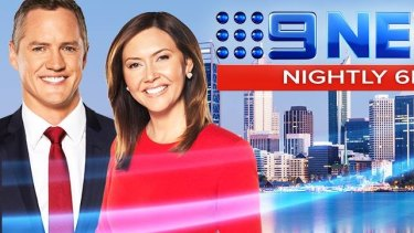 9 News Perth ditches newsreaders Emmy and Tim