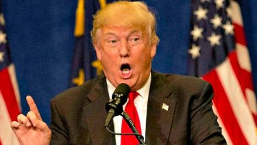 Is Republican presidential candidate Donald Trump putting racism centre-stage?