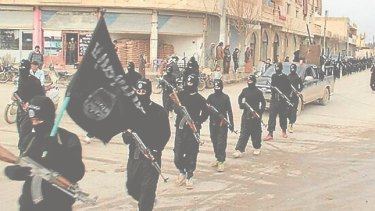 By definition: Islamic State has all the components of statehood.