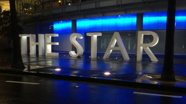 The Star casino is accused of under reporting violent incidents to police.