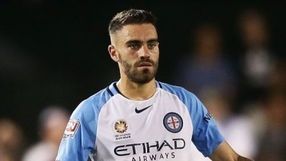 Melbourne City midfielder Anthony Caceres set to sign with UAE side Al Wasl