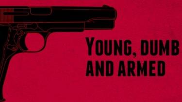 Melbourne has become a gun city.