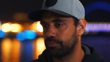 Former AFL star Chris Yarran opened up about his ice addiction.