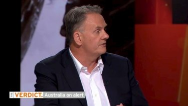 "Mark Latham lashed out at ""attention seekers"" on The Verdict."
