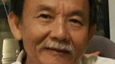 Abducted:62 year-old pastor Raymond Koh.
